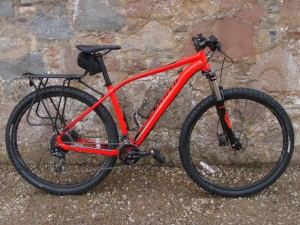 MTB hire in Inverness