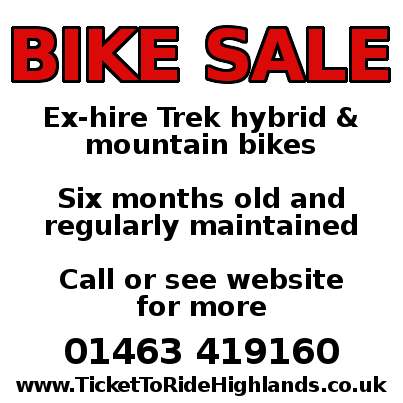 second hand bikes for sale in Inverness
