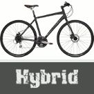 Hybrid bike hire in Inverness