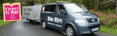 great glen way shuttle service