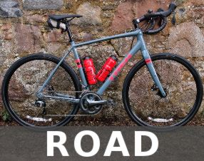 Road bike hire in Inverness