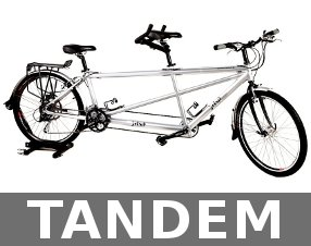 Tandem hire in Inverness