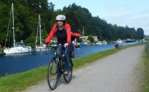 Cycling Routes Around Inverness