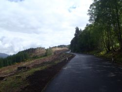 Climb from Fort Augustus