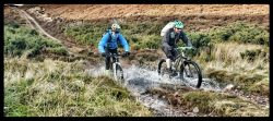 Mountain biking near Inverness
