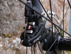 TRP Spyre Disc Brakes on Specialized Diverge Comp E5