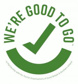 Good To Go | COVID Safe Logo