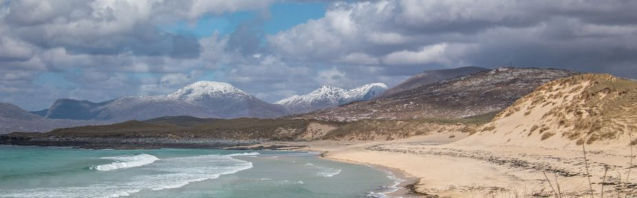Western Isles Cycling Holiday