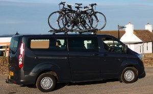 Durness Bike Bus