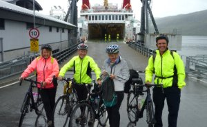Ullapool to Oban Bike Bus